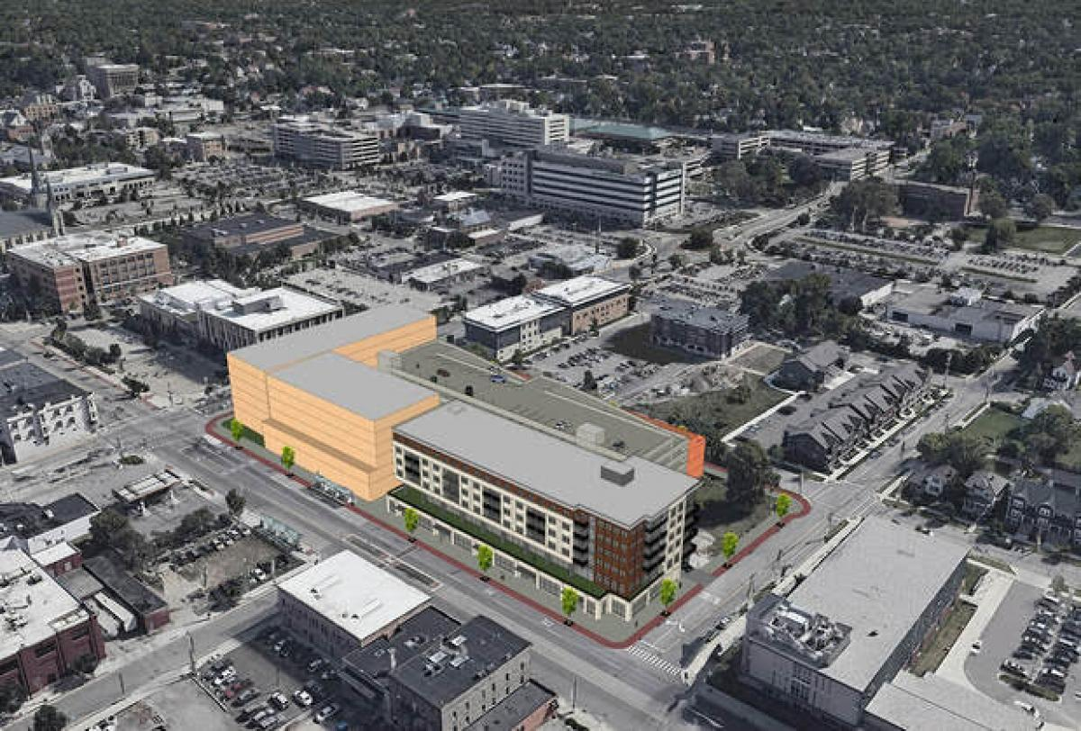 Grocery store planned for Tapestry Square south of downtown Grand Rapids