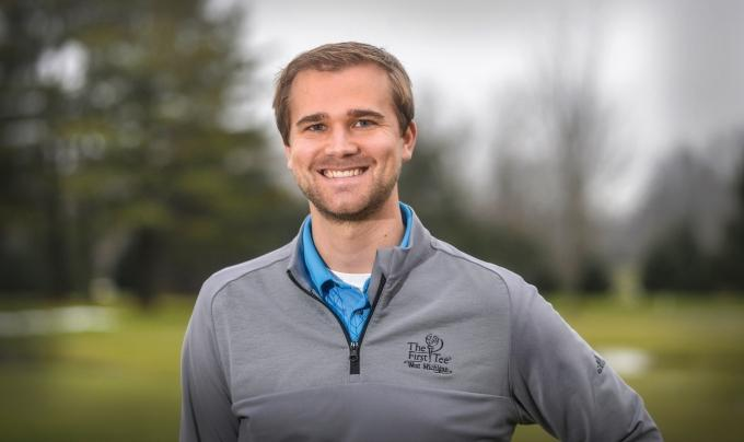 Tyler Smies, executive director of The First Tee of West Michigan.