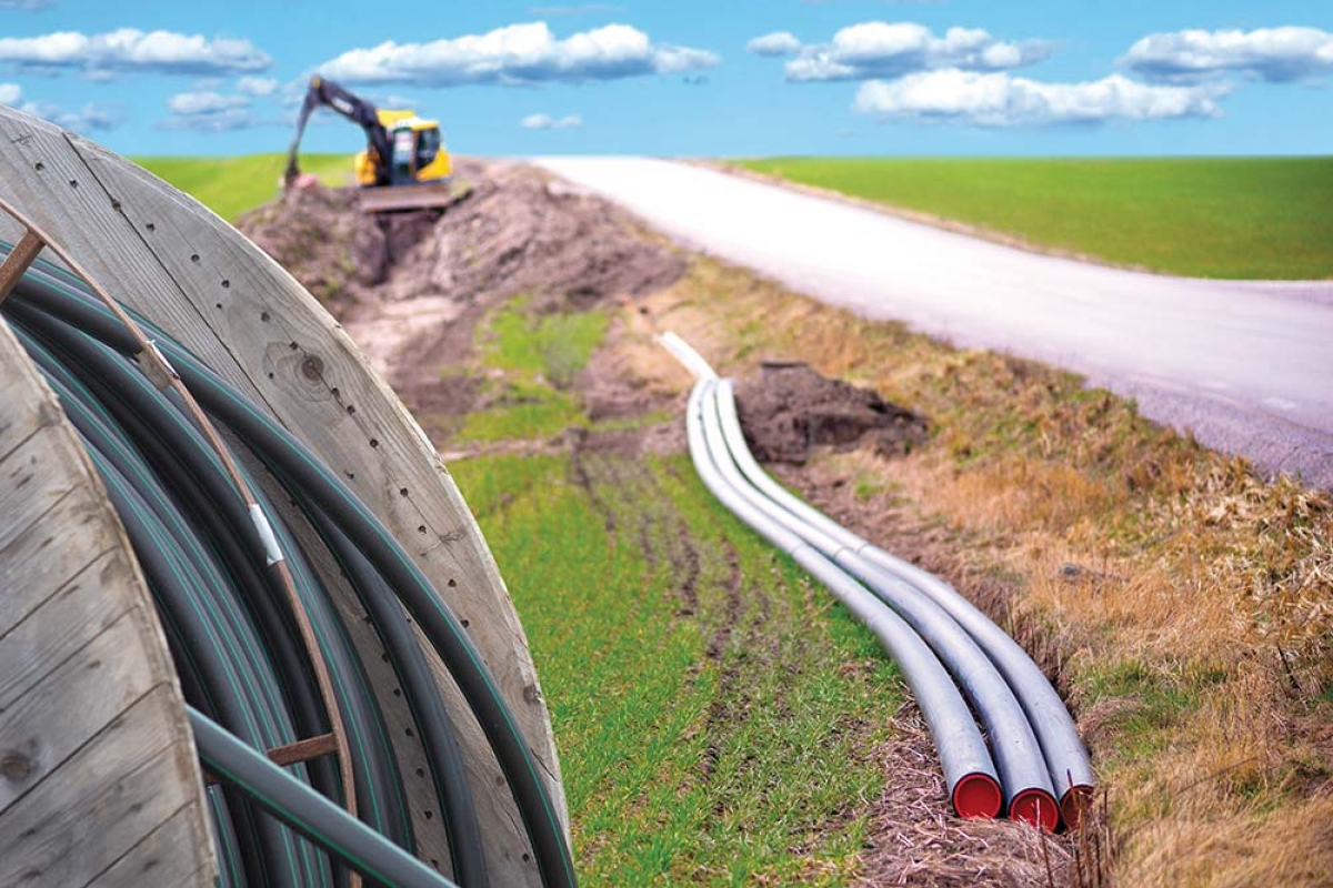 Lack of broadband access threatens  rural manufacturers' ability to compete