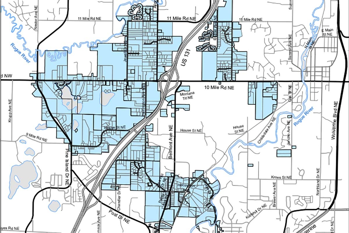 Wolverine agrees to $69.5 million PFAS settlement with Plainfield, Algoma townships