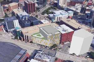 Grand Rapids seeks partners to develop mixed-use downtown parking project