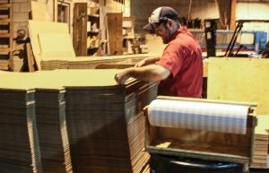 Muskegon-based Westpack LLC manufactures a variety of corrugated industrial packaging materials. Rich Wilson, who recently purchased the company from Dale Deveau, plans to invest roughly $30,000 in 2017 to create a packaging fulfillment center that will add more light assembly, printing, finishing and packaging capabilities to the organization.