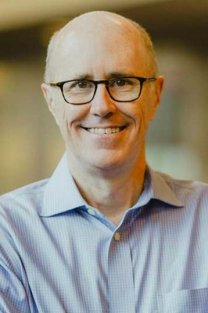 Jim Keane, president and CEO, Steelcase Inc.