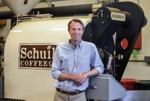 West Michigan native Timothy Volkema acquired Schuil Coffee Co. from second-generation owner Greta Schuil. He plans to leverage his career experience to grow the company, including by bolstering its e-commerce channel.