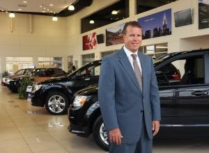 Aaron Zeigler, President of Zeigler Auto Group