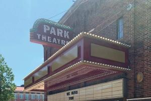 The nonprofit Park Theatre in Holland has been closed for events since early March.