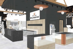 After receiving Planning Commission approval in August, Fluresh LLC plans to turn a portion of the former Benteler Automotive plant in Grand Rapids into a marijuana growing facility and retail provisioning center.