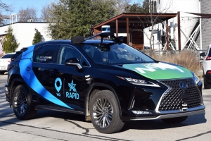GR autonomous vehicle pilot could be extended, shift to on-demand service