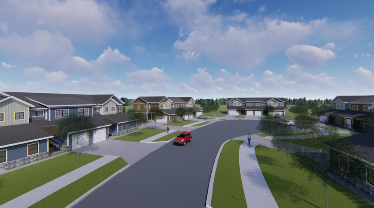 Grand Rapids townhome development secures $2 million in state funding