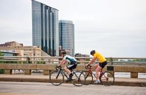 In five years, the MSU Gran Fondo ride has raised $640,000 to support melanoma research that's already identified a compound that reduces the spread of the cancer cells by up to 90 percent.