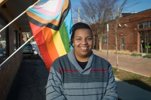 azz McKinney, executive director of the Grand Rapids Pride Center