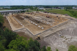 Warehousing, transportation firm breaks ground on new $5.5M facility