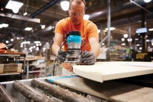 Manufacturers like Steelcase Inc. will need to focus more time and resources on improving their logistics strategies in order to stay competitive, experts say.