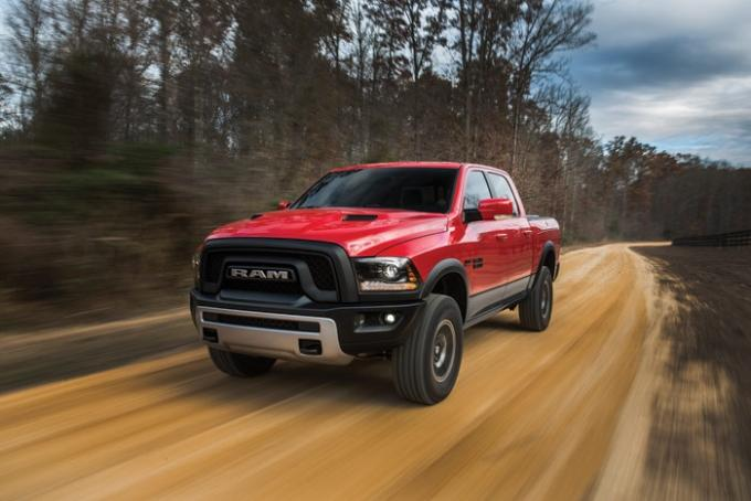 Fiat Chrysler Automobiles announced it will stop producing its own small sedans in favor of unlocking manufacturing capacity to build in-demand, high-margin SUVs and pickup trucks, such as the Ram Rebel.
