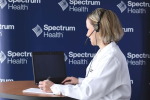 Telehealth use soars during the pandemic, here to stay