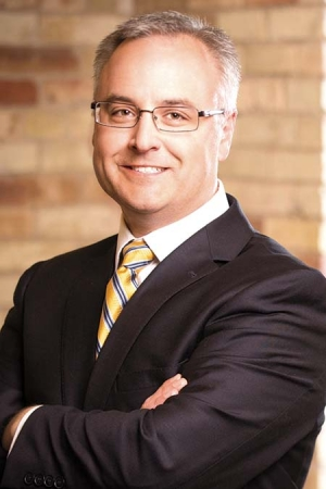 Dan Parmeter, partner, Grand Rapids office of Mika Meyers PLC