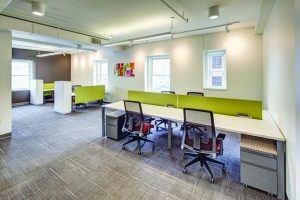 Uncertainty in coworking space market causes creativity, flexibility