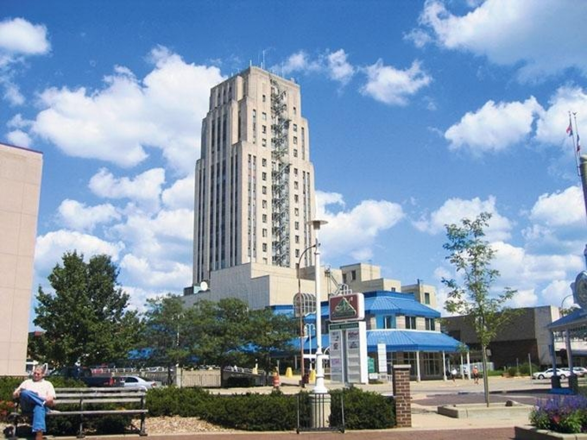 Heritage Tower, Battle Creek