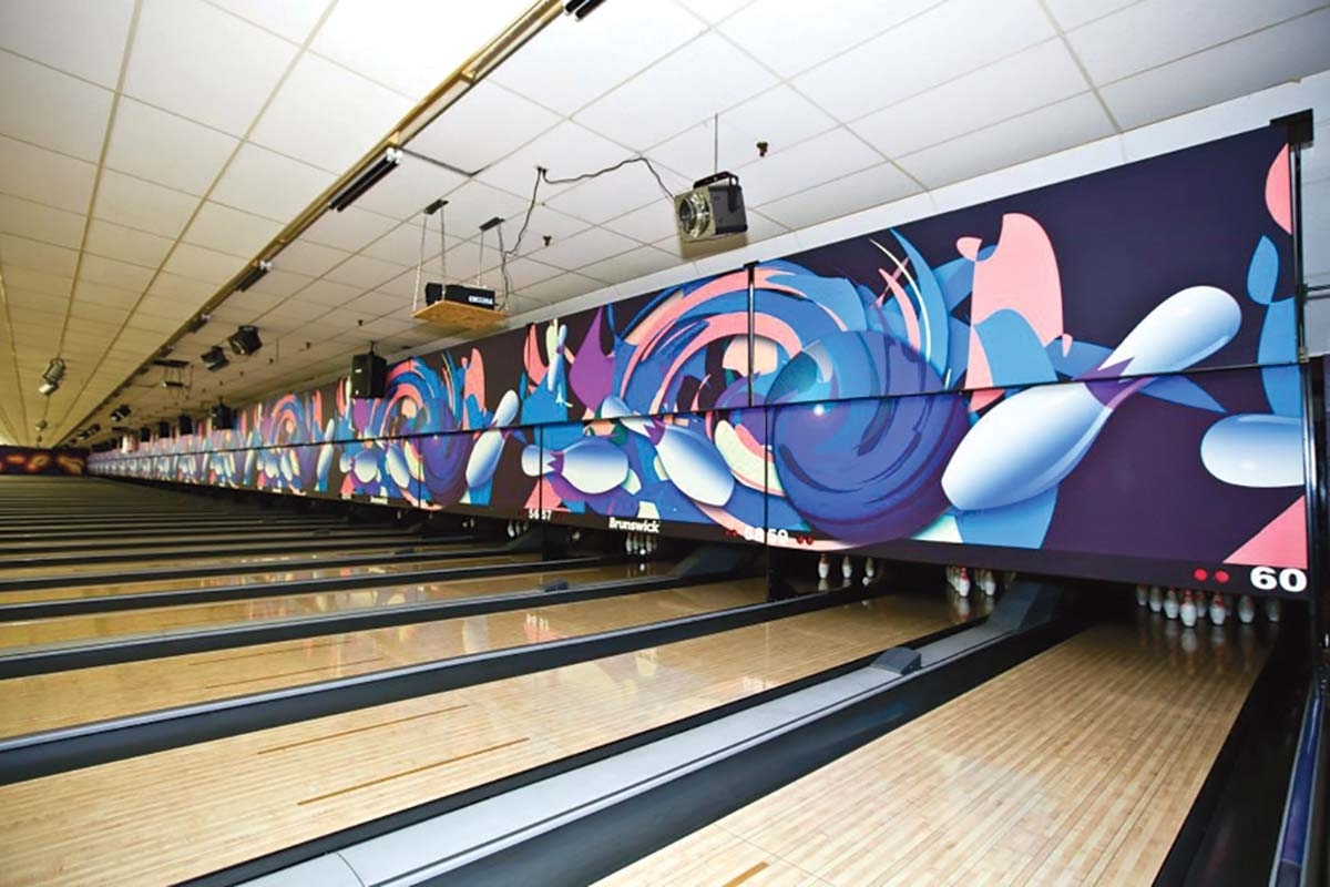 Westgate Bowling Center in Comstock Park.
