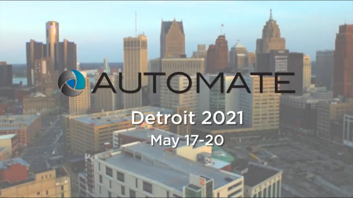 Automate 2021 canceled because of pandemic concerns
