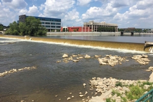 Dam removal on the Grand River is expected in the coming years as part of a major, signature redevelopment for the city of Grand Rapids.