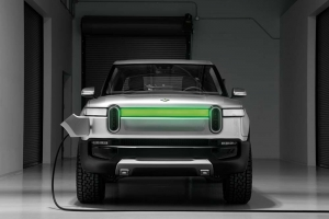 Plymouth, Mich.-based Rivian Automotive debuted the R1T, an all-electric truck featuring off-road capabilities and unique design features, such as a storage tunnel under the truck's bed.