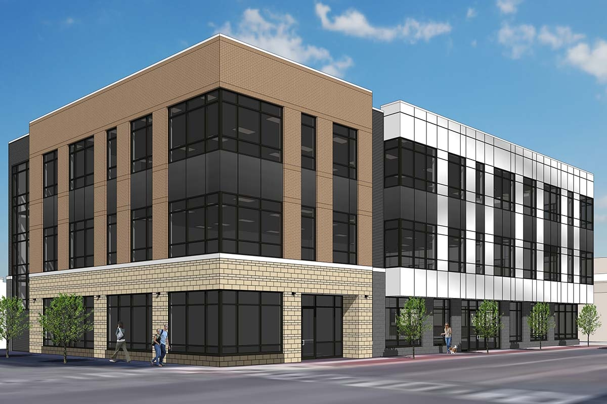Developers plan new west side Grand Rapids office building