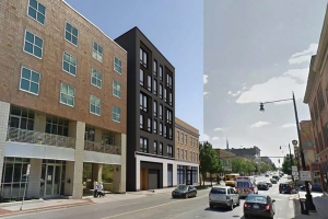 Six-story apartment building proposed in GR Heartside neighborhood